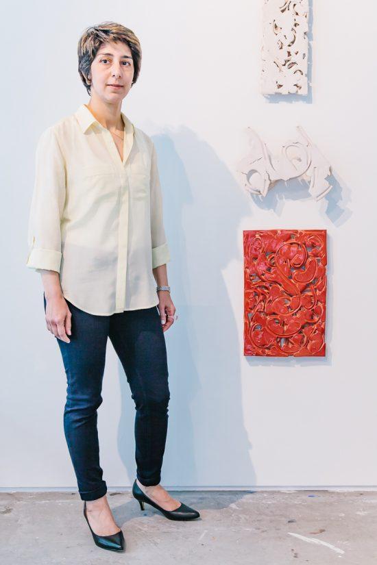Maria Gasparian showcase